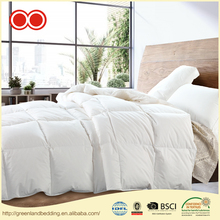100% Cotton Down Proof White Soft Goose Down Home Bedding Quilt Duvet Inner