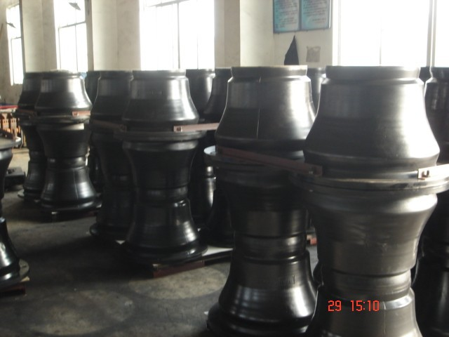super cone rubber fender with good performance for ship