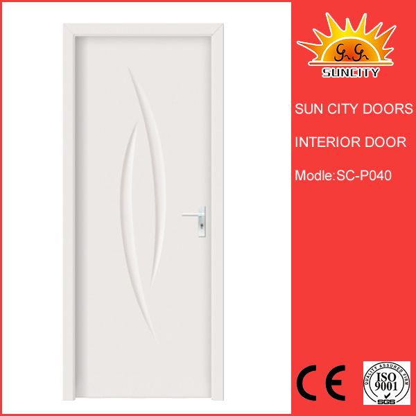 security entrance double leaf door SC-S040