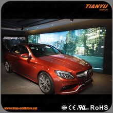 hot sale for led window display with car picture