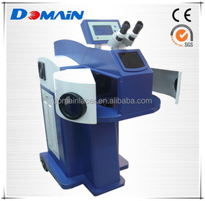 Jewelry Laser Welding Machine Jewelry Soldering Machine from Domain