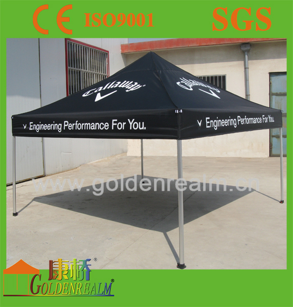 High quality sun protection outdoor portable automatic dog show tent wholesale