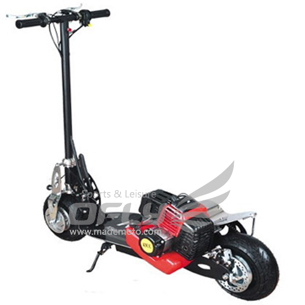 Hot selling low price gas scooters for adults