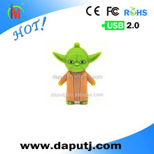 Cute star cartoon wars usb with high quality