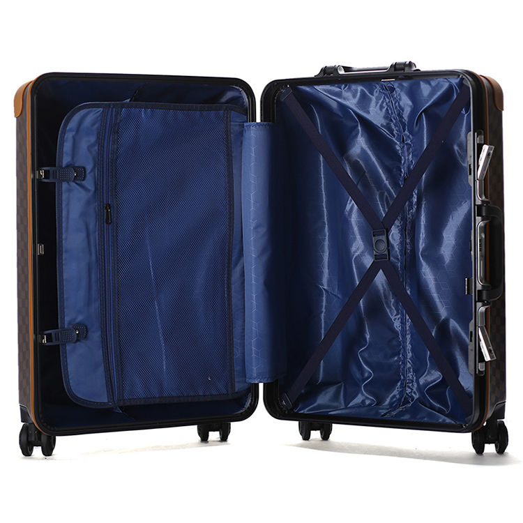 waterproof lightweight women's luggage travel house suitcase bag set