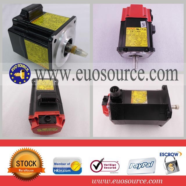 Fanuc parts in stock A06B-6142-H037#H580 A06B-6110-K200/XXM
