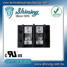 TGP-050-02JSC 3 Wire 600V 50A Plug In Power Terminal Connector