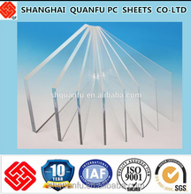 Transparent hight heat insulation 10 years warranty greenhouse polycarbonate solid sunshine pc sheet