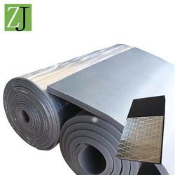 nbr nitrile rubber foam sheet insulation board