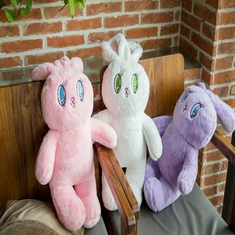 WEGO soft Meng big bunny cartoon soft plush three-dimensional doll sister to sell Meng <strong>rabbit</strong>