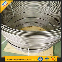 heat exchanger soft grade 304 stainless steel coil pipe