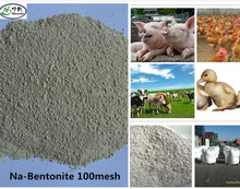High Efficient Animal Feed Additive/ Feed Grade Bentonite