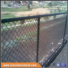 black 1.5inch chain link fence panels lowes