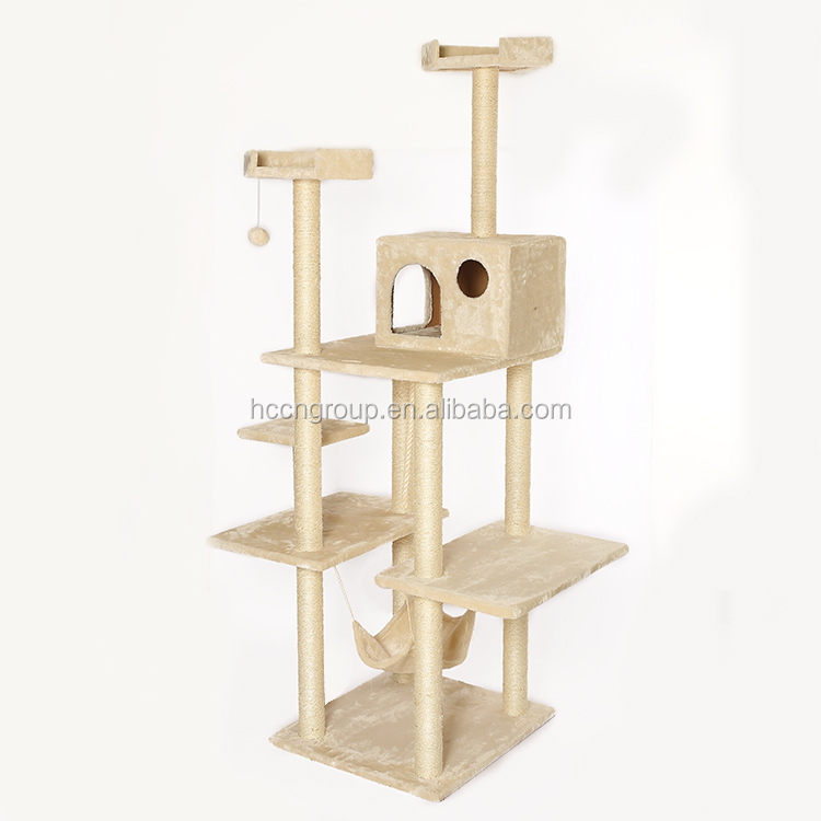 New products indoor cat tree house