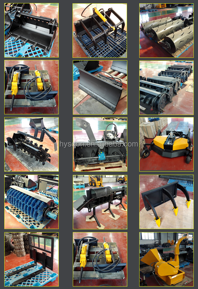 Utility vehicle crawler mini backhoe loader for sale