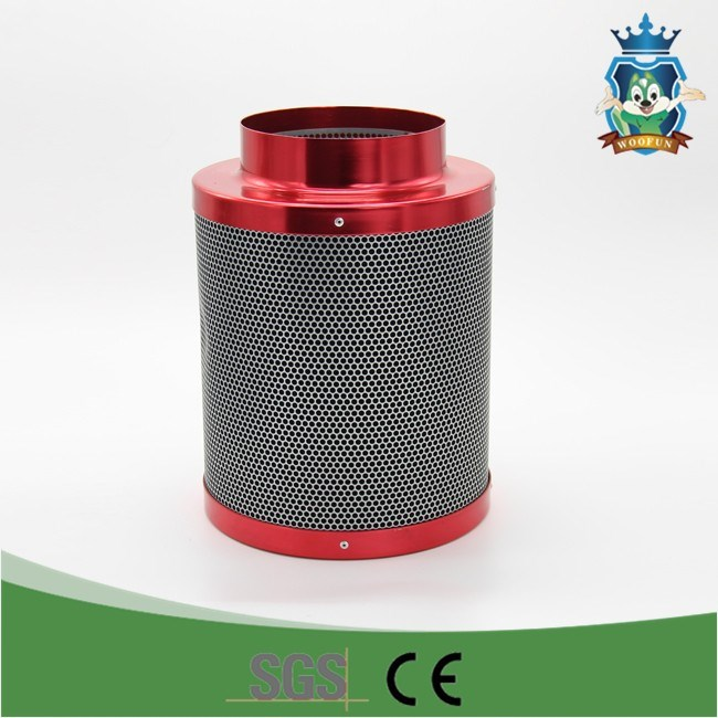 HVAC aluminium active eco carbon air filter