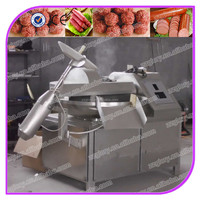 Sausage Making Automatic Meat Cutter Mixer