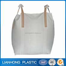 China manufacture 1 ton jumbo bag pp bulk bag 800kg to 1200kg for coorper concentrate,steel,sand,silica,etc