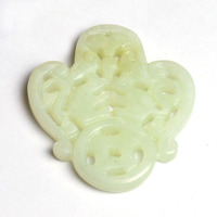 The traditional Chinese style / New Jade Carved Pendants