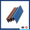 China supplier aluminum extrusion profiles for windows and doors