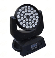 Pro 36x 10w led wash moving head disco stage light