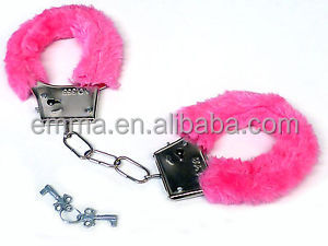 Sexy Slave Hand Ring Handcuffs Restraint Chain adult SM Sex Flirt Toy Tools HK17141