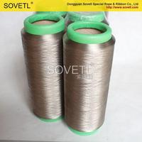 Top level classical silver fiber for knitted fabric