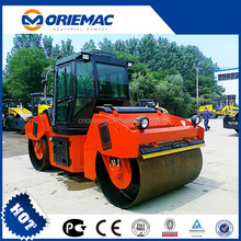 8/10t LUTONG Manual Static Steel Road Roller LTC208 sakai roller