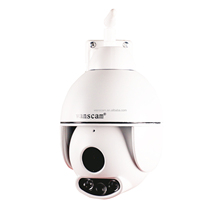 H.264 Onvif 2MP Mini Dome Outdoor Waterproof Two-way Audio Camera HW0054 with SD Card Slot