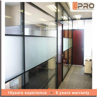 New products aluminum profile product office partition designs furniture office