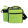 Insulated Lunch Box Picnic Cooler Bag For With Adjustable Shoulder Strap