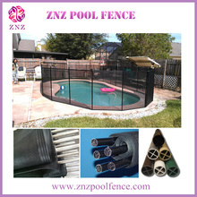 ZNZ SGS factory aluminum cheap used vinyl fence panels