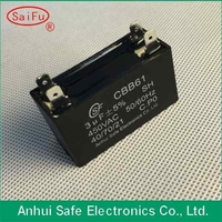 Best Price ac motor fan capacitor Manufacturer Stock farad Capacitor in Safe