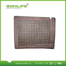 Healthcare tourmaline therapy heating magnetic mattress