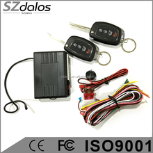 Car Auto Remote Central Kit Door Lock Locking Vehicle Keyless Entry System New With Remote Controllers