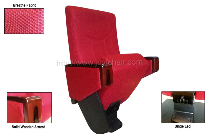 JUYI hall cinema seat / theater chair / seating JY-930