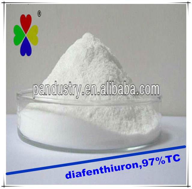 Acaricide low toxicity diafenthiuron 97%TC 80060-09-9