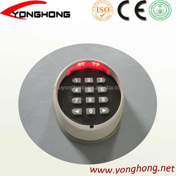 Garage Doors Opener Keypad-EU Qualify