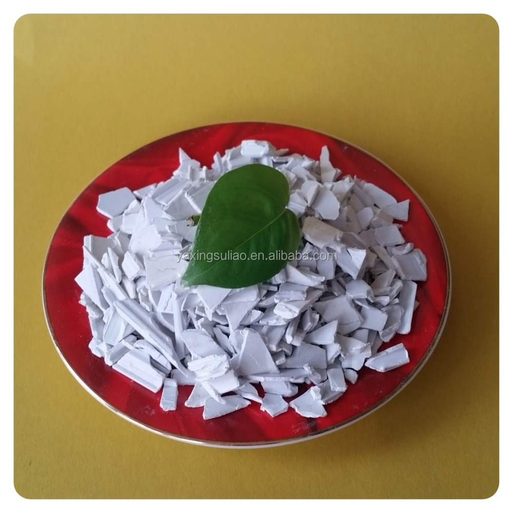 recycling PVC scraps from waste plastic steels,recycling plastic steel scraps