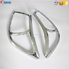 TOYOTA HILUX VIGO 2008 HEAD LIGHT COVER BEST SELLING HEAD LIGHT TRIM TOYOTA VIGO 2005-2010 CAR ACCESSORIES