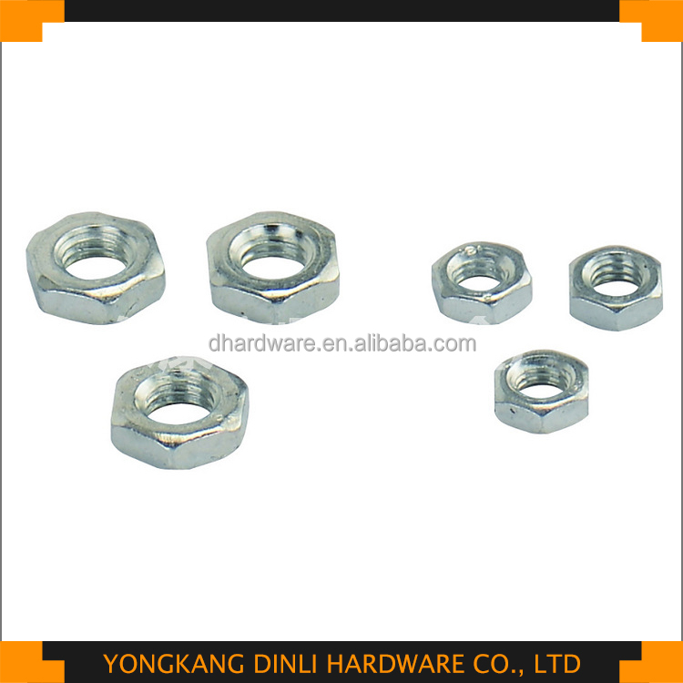 factory supply U bolts and nuts Bolt Nut and Washer with Hot Dip Galvanized Treatment Washer