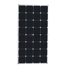12v 18v 100w 120w 130w 150w best price flexible solar panel for sale