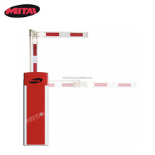 Access control pedestrian security control barriers gate