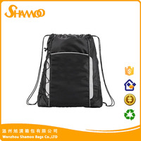 china products fashion waterproof 190T drawstring backpack bag