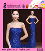 2015 Fashion Factory Direct Bright Diamond Dress Custom Boutique Shop Hot Sale Sexy Party Dress For Ladies