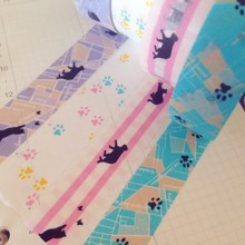 Widely Use Cheap Easy Remove Washi Comic Printing Tape