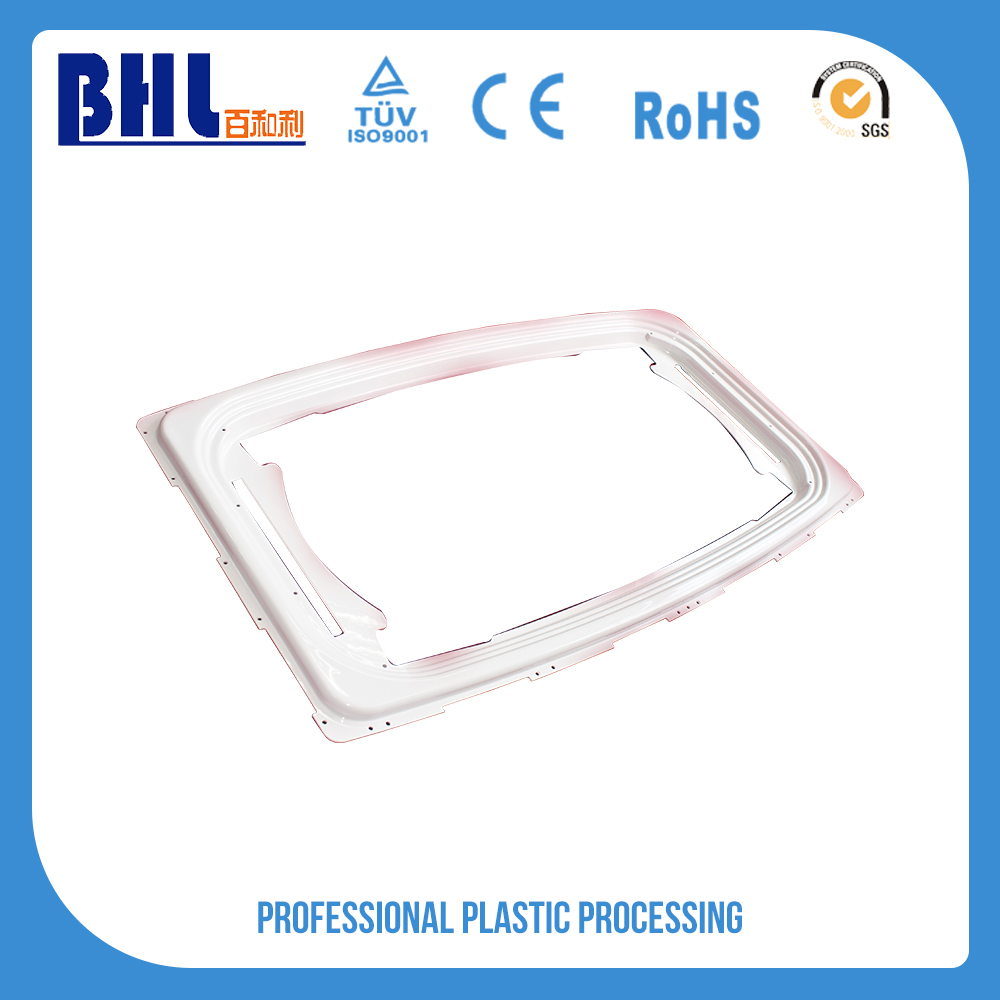 Chinese suppliers accessories for car sale vacuum forming plastic table stand display
