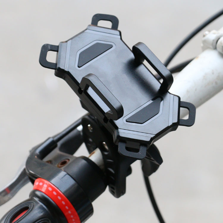 Cell Phone Holder Bike Universal Bike Phone Holder Adjustable Handlebar Mounting Bicycle Holder