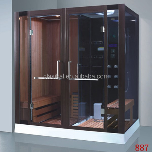 CLASIKAL luxury Dry and Wet steam shower room