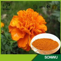 herbal extract marigold extract zeaxanthin20% 25% lutein 5% 25% 80 % HPLC manufacturer